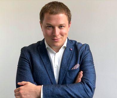 Michał Gostkiewicz, wydawca Opinii WP