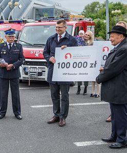 Wozy strażackie z Funduszu Sprawiedliwości. Jak wydawano miliony z budżetu