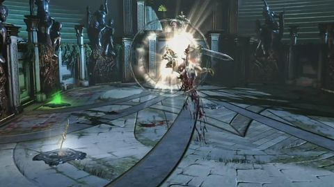 God of War: Ascension wygląda jak...stare, dobre God of War