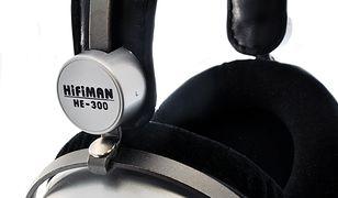 Ekskluzywne i drogie słuchawki audiofilskie HiFiMAN HE-500 i HE-300