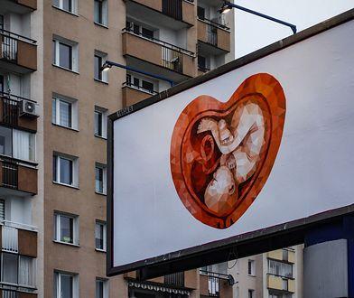 Kampania billboardowa prolife mogła kosztować 5,5 mln złotych. Dom mediowy wyliczył koszty
