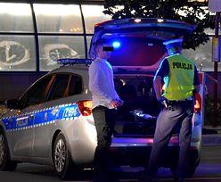 Śmiertelnie potrącił 50-latka w centrum Warszawy. Policja znalazła narkotyki