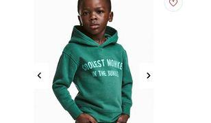 """""""Najfajniejsza małpa w dżungli"""". H&M przeprasza za kontrowersyjną reklamę"""