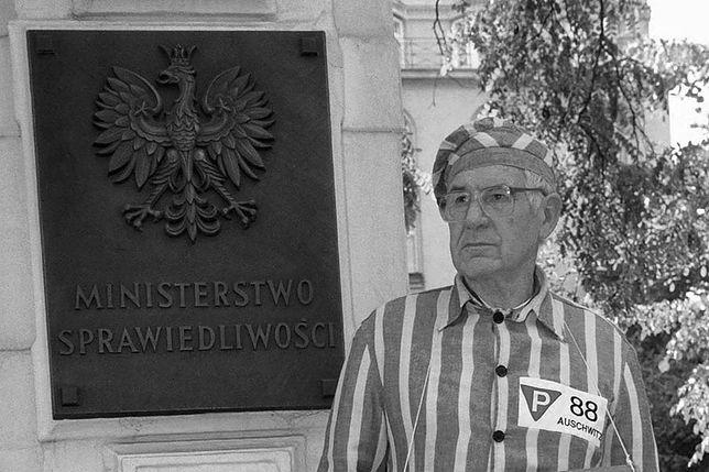Zygmunt Sobolewski w 2000 r.