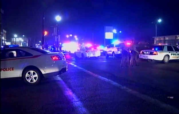 Dwóch policjantów postrzelonych w Ferguson