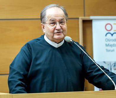 Ojciec Tadeusz Rydzyk uważa, że Polska nie jest w pełni suwerenna