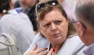 Renata Beger nie zamierza ustąpić sąsiadom