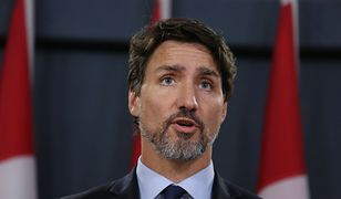 Kanadyjski premier Justin Trudeau