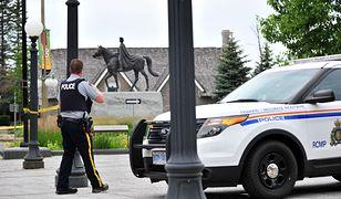 Kanada. Uzbrojony mężczyzna na posesji Justina Trudeau. Akcja policji