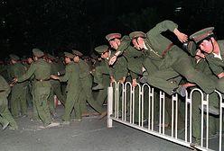 Masakra protestujących na placu Tiananmen w Pekinie
