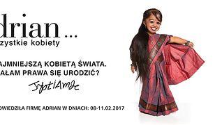 Najmniejsza kobieta świata z antyaborcyjnym przesłaniem do Polaków?