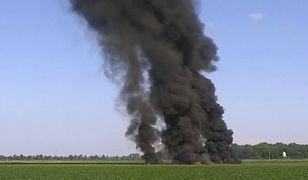 Katastrofa samolotu wojskowego. Są zabici