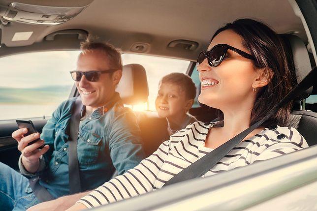 Podróż samochodem może być sprawna i bezproblemowa dzięki nawigacji