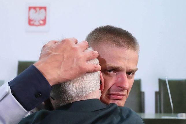 Prokurator, który nakazał zatrzymanie Tomasza Komendy (na zdj.), uważa, że postąpił słusznie
