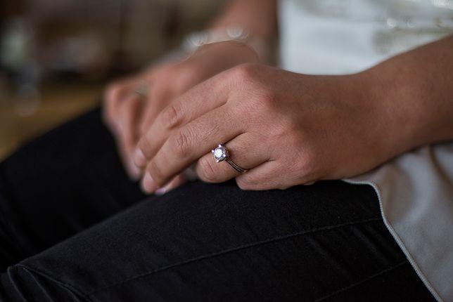 Patrycja ma siedem pierścionków zaręczynowych. Za każdym razem myślała, że to już ostatni