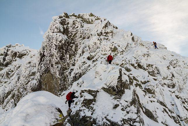 W Wysokich Tatrach panują wciąż warunki zimowe