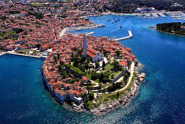 Wczasy w Chorwacji - atrakcje Istrii