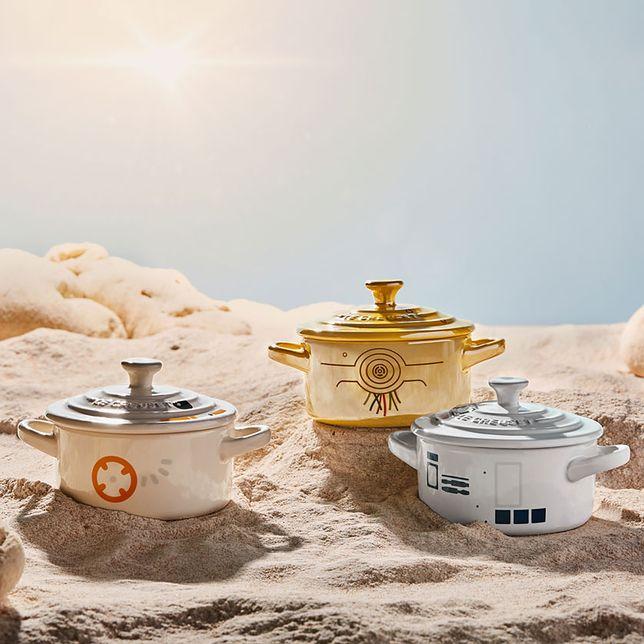 Kolekcja Star Wars x Le Creuset trafi do sprzedaży 1 listopada