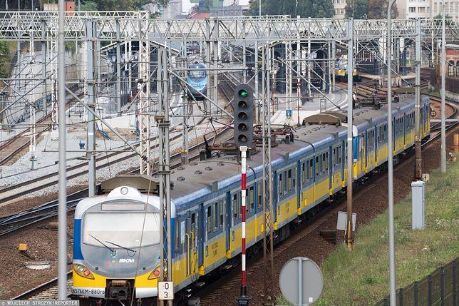 Gdańsk. Kursowanie pociągów SKM jest opóźnione