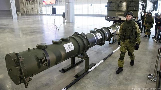 Rosyjski pocisk rakietowy SSC-8