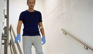 Aleksiej Nawalny opuścił szpital
