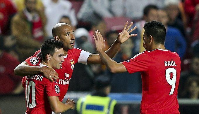 059ce7016 Benfica Lizbona trzeci raz z rzędu mistrzem Portugalii. Sporting walczył do  ostatniej kolejki