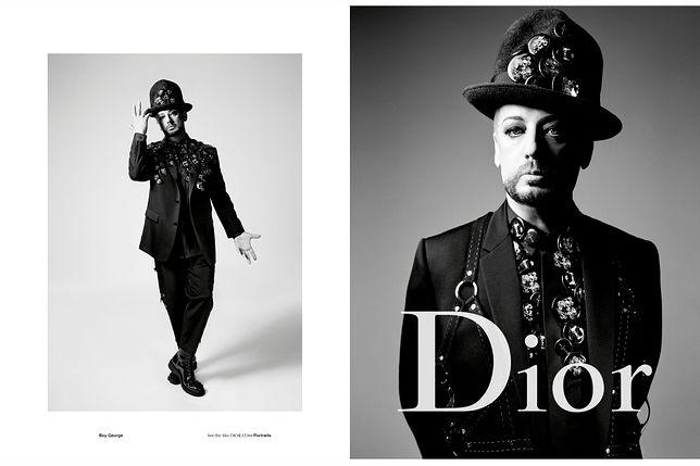 Nowa kampania Dior Homme
