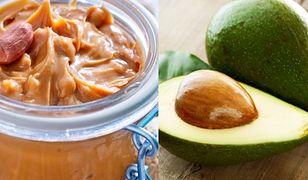 Krem czekoladowy z awokado to słodki dodatek do wielu dietetycznych dań.