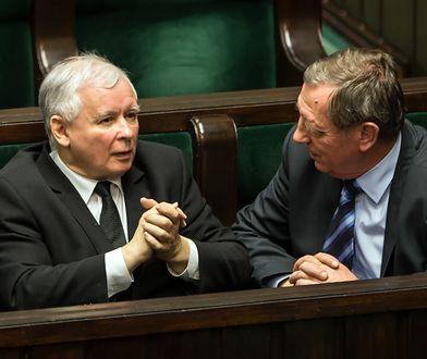 Jarosław Kaczyński wstrzymał rozporządzenie ministra środowiska