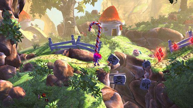 Co ja gram?! - Giana Sisters: Twisted Dreams, czyli podróba Super Mario wraca po latach