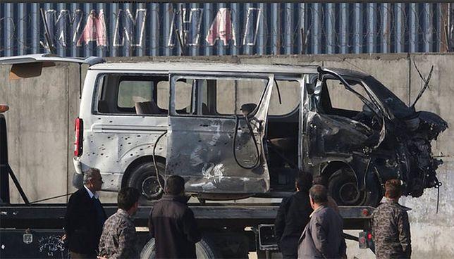 Dżihadyści z IS przyznali się do zamachu w Kabulu