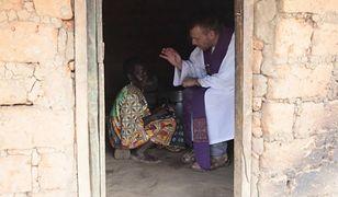 Ks. Mateusz Dziedzic, polski misjonarz z diecezji tarnowskiej.został porwany w Republice Środkowoafrykanskiej