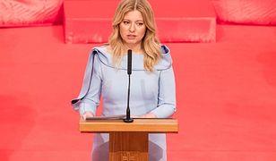 Zuzana Czaputova jest pierwszą kobietą na stanowisku prezydenta Słowacji