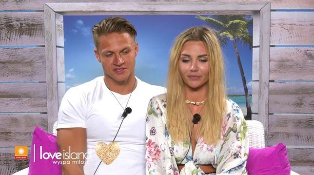 """Angela i Arsen stworzyli parę w """"Love Island"""""""