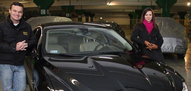 Kinga Rusin kupuje auto z TVN Turbo
