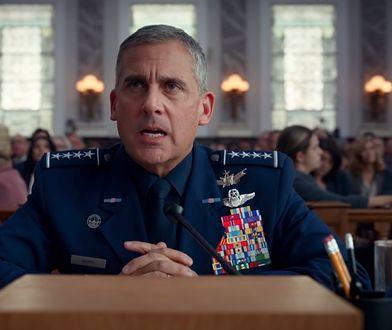 Steve Carell w komedii o wojsku nie śmieje się z wojskowych. Ma ważny powód