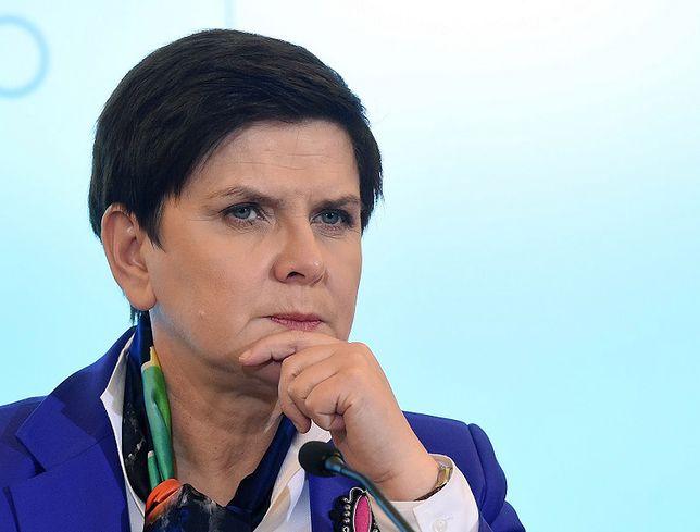 Dziennik donosi, co zrobi Beata Szydło po zakończeniu kadencji
