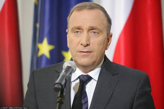 Grzegorz Schetyna, były przewodniczący PO oraz były marszałek Sejmu