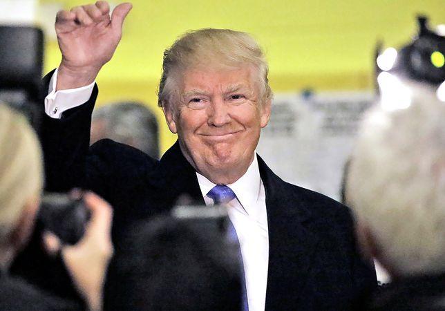Trump zadowolony z decyzji Sądu Najwyższego