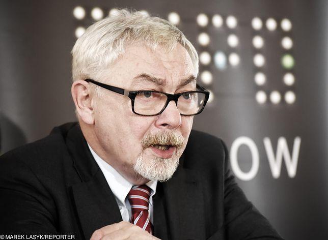 Jacek Majchrowski chce, by premier sprostował wypowiedź ws. smogu w Krakowie