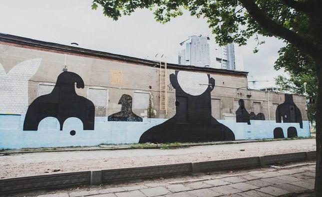 Gdyńskie murale można oglądać w Instytucie Kultury Google