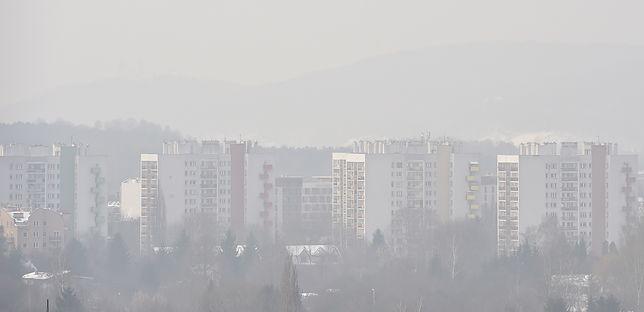 Smog Kraków - 21 grudnia. Uwaga! Zła jakość powietrza