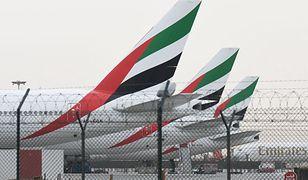 Emirates dotknął kryzys pandemii. Przewoźnik planuje zwolnić aż 30 tys. osób