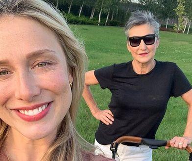 Joanna i Natalia Klimas - mama i córka, spędzają wspólnie Dzień Matki