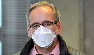 Minister zdrowia chce zamknięcia sklepów
