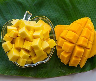 W maśle z mango nie chodzi o pachnące owoce, ale o jeszcze cenniejsze pestki owoców