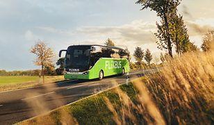 FlixBus się rozpędza. Nowe trasy z Warszawy jeszcze w maju