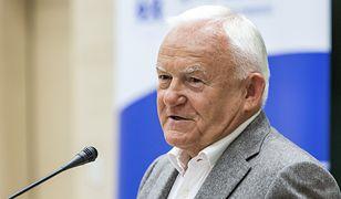 Leszek Miller nie zgodził się na debatę w języku obcym ze Zdzisławem Krasnodębskim