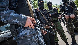 """Separatyści ostrzegają przed """"wielką wojną"""" na Ukrainie"""