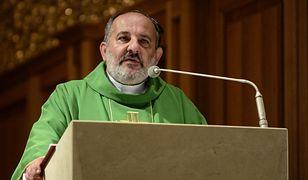 Isakowicz-Zaleski szczególnie mocno wypowiedział się na temat sprawy abp. Juliusza Paetza